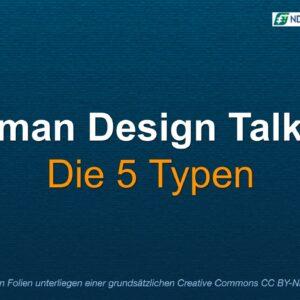 Die 5 Human Design Typen