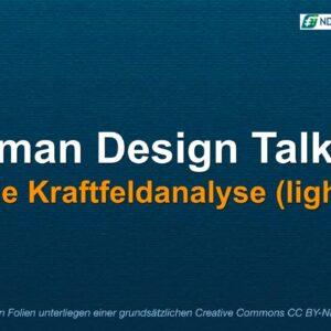Die Human Design Kraftfeldanalyse (light)